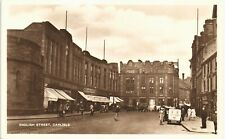More details for carlisle. english street # 39/38 in success series. woolworth's.