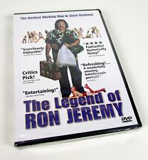 Brand New - Porn Star: The Legend of Ron Jeremy (DVD, 2003, R Rated Version)