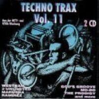 Techno Trax 11 (1994, #zyx81020) 2 Unlimited, WestBam, Marusha, Ramirez.. [2 CD]