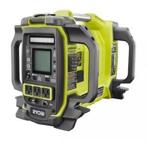 RYOBI 40V 1800-Watt Battery Inverter with Bluetooth (Tool-Only)