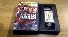 NORTH SEA HIJACK 4FRONT UNIVERSAL UK PAL VHS VIDEO 2000 Roger Moore James Mason