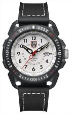 Luminox 1007 Men's 46mm Case Black Rubber Strap ICE-SAR  Watch