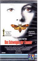 VHS Kassette [Video] Wolf - Das Schweigen der Lämmer - Dr. Hannibal Lecter