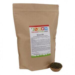 Mineral Kit (pelletiert) - 2 kg und 20 kg -  Mineralfutter für Pferde