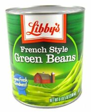 Libby's French Style Green Bean, 101 Ounce (6 Pack)