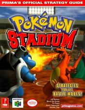 USED (LN) Pokemon Stadium (Prima's Official Strategy Guide) by Prima Development
