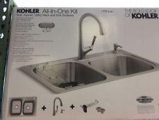 kohler undermount kitchen sinks for sale ebay rh ebay com