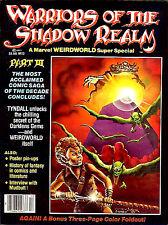 Warriors of the Shadow Realm (1979 vf) Tolkienesque fantasy - John Buscema art