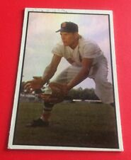 1953 Bowman Color Billy Goodman Boston Red Sox #148 High # Baseball Card EX
