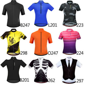 2020 Mens Cycling Jersey Cycling Short Sleeve Jersey Cycling top bicycle Jerseys