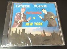 ROLANDO LA SERIE Y TITO PUENTE - PACHANCHA EN NEW YORK - CD