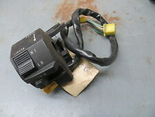 1988-1995 GSX1100F Katana/SV650 left handle bar switch with choke lever