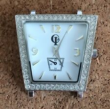 Chete & Laroche Quartz Wristwatch Case (No Strap) Crystal Set