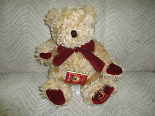 La Senza Silk & Satin 1997 REMBRANDT 1st Bear Canada Annual Christmas Teddy MINT