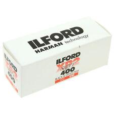 Pellicola medio formato Rullino BN bianco e nero Ilford XP2 Super 400 120