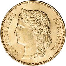Swiss Gold 20 Francs .1867 oz - Confoederatio - Au - Random Date