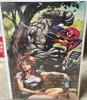 The Amzing Spiderman #3 Tyler Kirkham Unknown Comics Virgin Variant *NM*