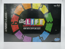 The Game of Life: Quarter Life Crisis Board Game Parody Adult Party Game Hasbro