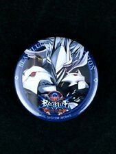 BlazBlue Central Fiction Hakumen Mini Can Badge TGS 2015