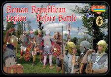 Strelets 1/72 Roman Republican Legion Before Battle # M080