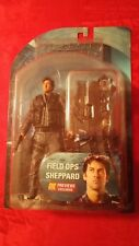 STARGATE ATLANTIS FIELD OPS SHEPPARD / SERIES I / PX PREVIEWS EXCLUSIVE
