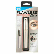 JML Finishing Touch Flawless Brows 18K Gold Plated With Built-In Light