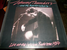 Johnny Thunders & The Heartbreakers ‎– Live At The Lyceum Ballroom, London, 1984