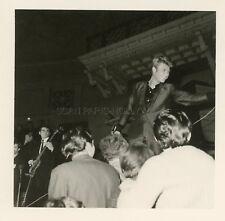 JOHNNY HALLYDAY 60s VINTAGE MINI PHOTO ORIGINAL #109