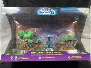 Skylanders Imaginators ENCHANTED ELVEN FOREST Adventure Pack MASTER BOOM BLOOM
