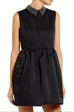 BNWT McQ Alexander McQueen Studded Collar Party Dress , IT40 (UK 10), RRP £630