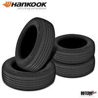 4 X New Hankook RA33 Dynapro HP2 235/55R19 101V High Performance Tire