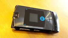 Motorola RAZR v3i Nero + foliert + Cellulare Pieghevole + Senza SIM-lock