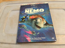 Finding Nemo (Dvd, 2003, 2-Disc Set) Great Shape With Slip Cover Disney