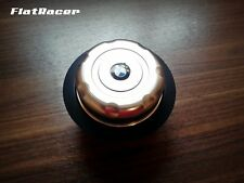 BMW R75 R80 R90 R100 Boxer Airhead Cafe Racer Europa alloy fuel tank petrol cap