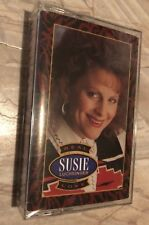 Susie Luchsinger - Real Love - audio cassette tape new sealed
