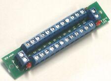 Stromverteiler SV 24+2 LED, Statusanzeige, 2 Eingänge 24 + 2 Ausgänge, Verteiler