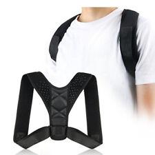 Posture Corrector Belt Adjustable Clavicle Back Support Brace Men Women Correct