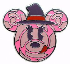 2009 Disney Disney Minnie Mouse Pink Halloween Cheshire Cat Pin Only R9