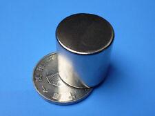 1Pcs N50 Super Strong Disc Cylinder Round Magnets 20x20mm Neodymium NdFeB #CG-75