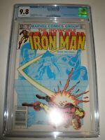 Marvel Comics Iron Man # 166 CGC 9.8
