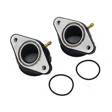 Carb Intake Carburetor Interface Adapters For Yamaha XV400 XV500 XV535 Virago