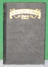 Vintage Book - Harbor Lights of Home by Edward A Guest 1928 Reilly & Lee NMT