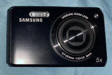 Samsung DV50 16.0MP Digital Camera - Red/Black Dual Lcd Selfie
