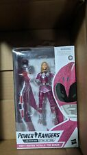 Power Rangers Lightning Collection Pink Metallic Figure