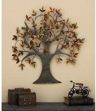 Tree of Life 3-D Metal Wall Art Sculpture ~ Textured Finish ~ Indoor / Outdoor