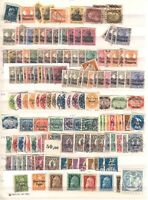 GERMANY MOSTLY BAVARIA STOCK PAGE COLLECTION LOT 154 STAMPS