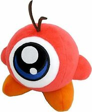 """Official Nintendo Genuine Sanei Kirby All Star 5"""" Soft Plush Waddle Doo NWT"""