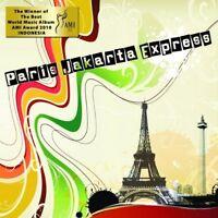 PARIS JAKARTA EXPRESS - 12 TITRES - 2010 - CD NEUF NEW NEU