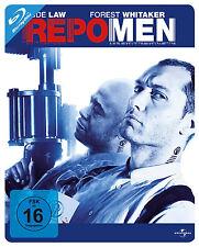 + Blu-ray * REPO MEN - STEELBOOK # NEU OVP