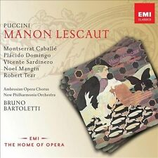 Puccini: Manon Lescaut, New Music